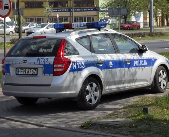 Policja Chełm:DACHOWALI UCIEKAJĄC PRZED POLICYJNYM PATROLEM