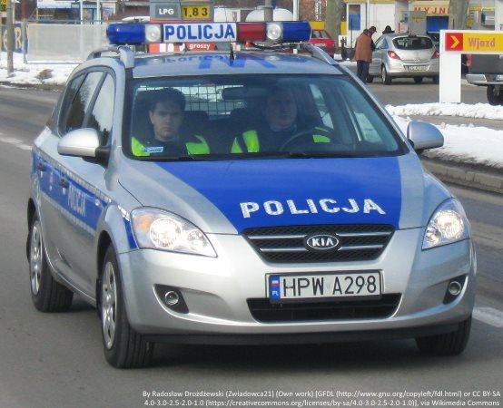 Policja Chełm: ZDERZENIE NA SKRZYŻOWANIU