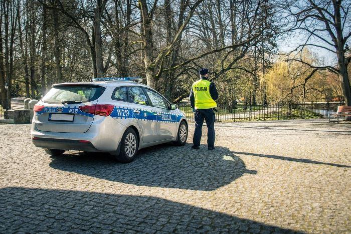 Policja Chełm: DWIE OSOBY RANNE W WYPADKU