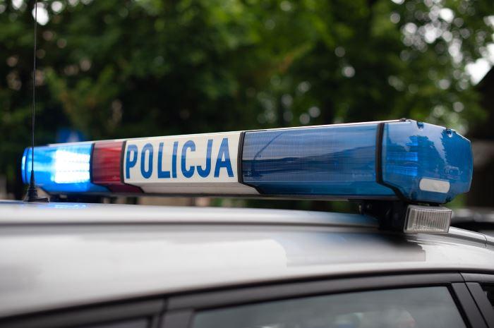 Policja Chełm: Wypadek w gminie Kamień