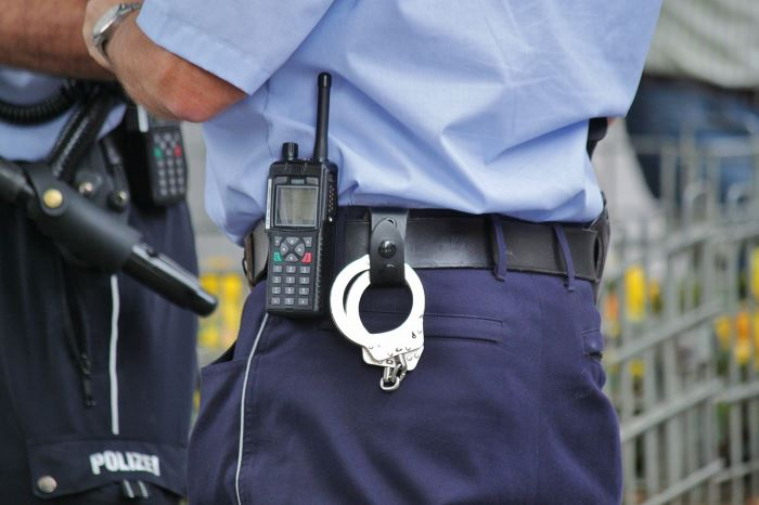Policja Chełm: OKRADLI PRACODAWCĘ
