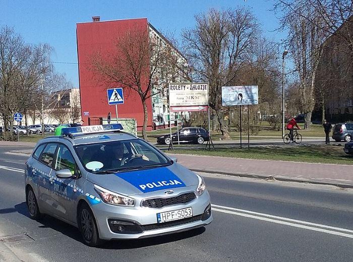 Policja Chełm: Niedostosowanie prędkości przyczyną dwóch wypadków